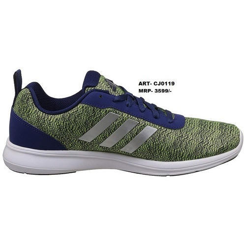 Adidas Rubber Shoes, Packaging: Box, Rs