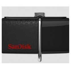 SanDisk Ultra Dual 32 GB Black Color USB Drive 3.0