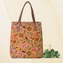 Pattern Printed Tote Bag