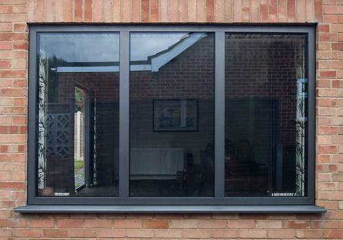 Designer Aluminium Windows Aluminium Glass Window
