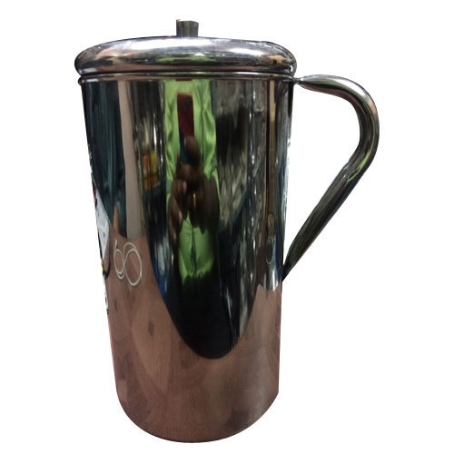 Stainless Steel Water Pitcher For Home And Hotelrestaurant Rs 450