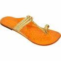 Ladies Designer Kolhapuri Slippers