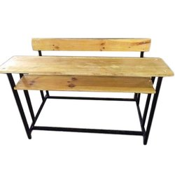 Peachy 30 Inch Desk Height Wooden School Bench And Desk Andrewgaddart Wooden Chair Designs For Living Room Andrewgaddartcom