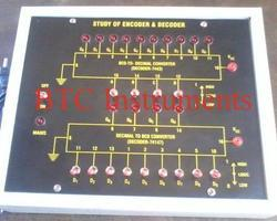 Study of Encoder & Decoder Circuits