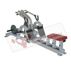 Seated Compound Row Machine Plate