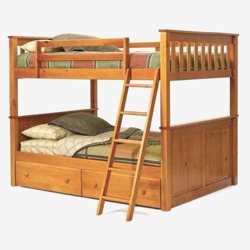 Wood Kids Double Bunk Beds Rs 16000 Piece Sai Vishal Office Needs