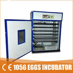 HDD Aluminium And Alloy 1056 Egg Incubator Chicken Hatchery Machine, For Poultry