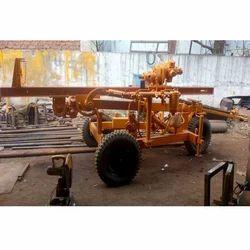 Hydraulic Wagon Drilling Machine