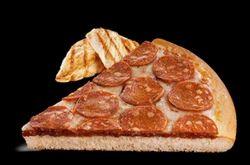 Chickeroni Chicken Pepperoni Pizza