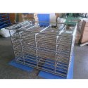 Pipe Clamp Rack Trolley