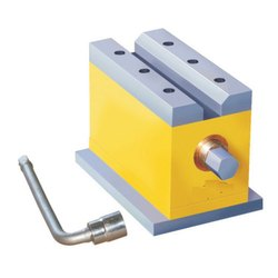Magnetic Clamping Block for Milling