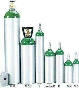 On Rent Portable Oxygen Cylinder