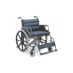 Heavy Duty Extra-wide Foldable Wheelchair
