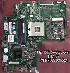 HP 15D Laptop Motherboard