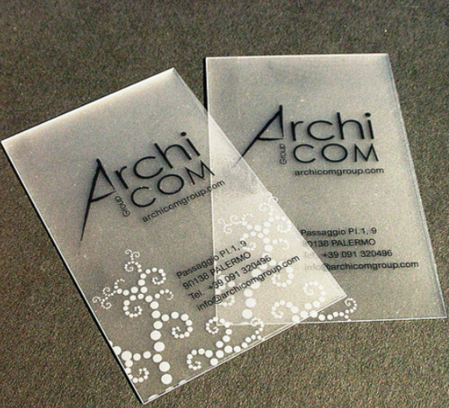 Acrylic visiting card view specifications details of visiting acrylic visiting card colourmoves