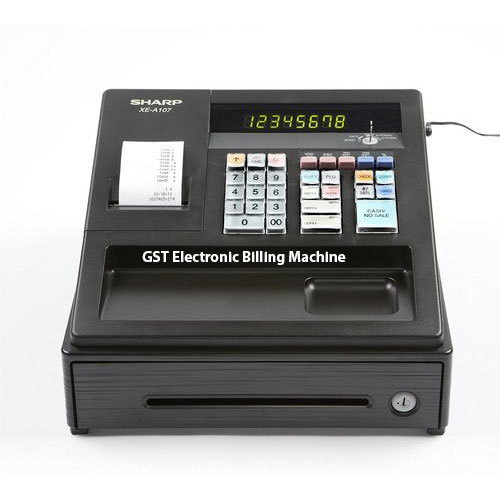 Sharp GST Electronic Billing Machine