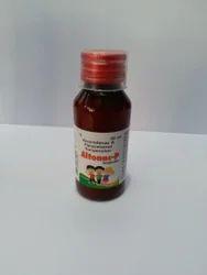 Acelofenc 50 mg Paracetamol 125 mg Syrup