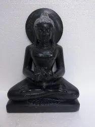 Black Stone Sculptures