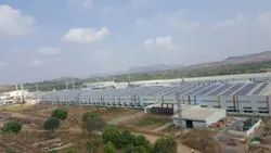 Rooftop Solar PV Plant Net Metering Services, Approximate Room Temperature: 25 to 50 C