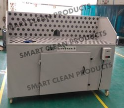 Downdraft Dust Collection System