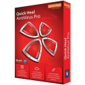 Cd/key Quick Heal Antivirus Pro 1 User 3 Year