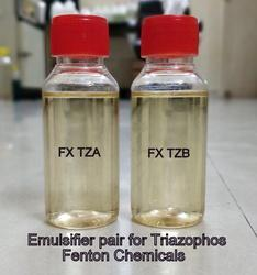 Emulsifier Pair For Triazophos Ec ( Fx Tza/ Fx Tzb )