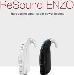 ENZO2 Power BTE Hearing Aids