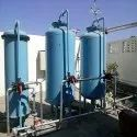 Vertical Water Treatment Plant