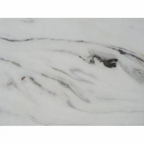 Polished Albeto(U) White Imported Marble Tiles