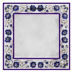 White Dining Table, Inlay Coffee Table