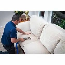 Offline Upholstery Shampooing Services, in Client Side