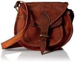 Ladies Leather Bag, Sling Bag, Ladies Purse, Cross Body Bag, Leather Bag, Vintage Leather Bag