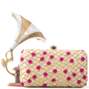 Ladies Wedding Clutch Bag