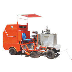 ATOM9 Fully Automatic Road Marking Machine