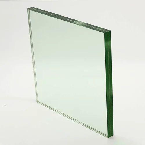PVB Laminated Toughened Glass