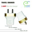 2.4 Amp Travel Charger