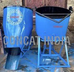 Crane Lift Cement Bucket