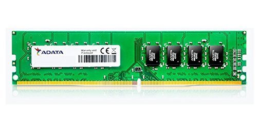 Adata 8 GB DESKTOP DDR4 U-DIMM RAM, Standard 1.23'  Height, Voltage: 1.2v