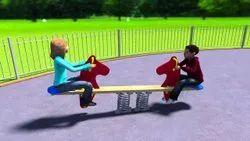 Playground Seesaw