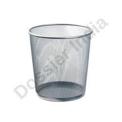 Wire Mesh Wastebasket