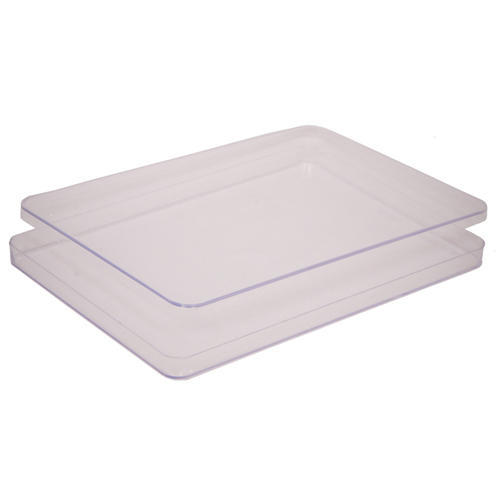 Plastic Plain Tray, for Clinic