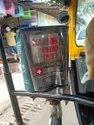Outdoor Auto Rickshaw Meter Cover Branding Service, In Pan India, Mode Of Advertising: Offline