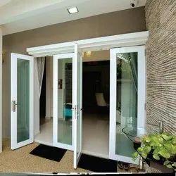 Powder Coated Aluminium Door