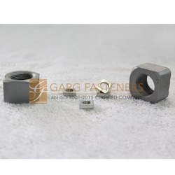 Square Nut, Size: 8 m To 24 m