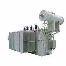Dry Type/Air Cooled Mild Steel Power Transformer, for Industrial