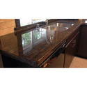 Dark Brown Granite Countertops Slab