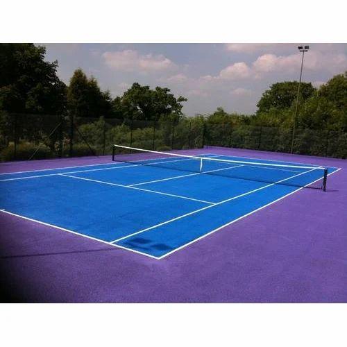 Tennis Court Repairing Service