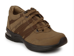 Mens Rust Low Ankle Casual Shoe