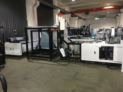 Ct 500 w Cut Non Woven Bag Making Machine