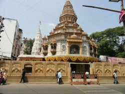 Sandstone Temple Construction Work